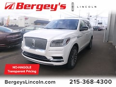 New 2019 Lincoln Navigator Reserve SUV for sale in Philadelphia