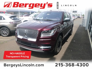 2019 Lincoln Navigator Black Label L SUV