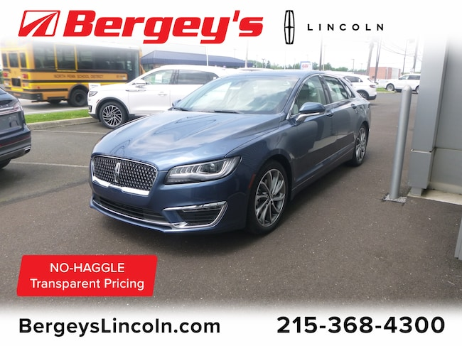 New 2019 Lincoln MKZ Reserve I Car in Philadelphia