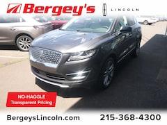 New 2019 Lincoln MKC Reserve Crossover 5LMCJ3D9XKUL47618 L6969 for sale in Philadelphia
