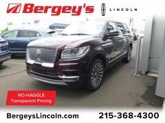 New 2019 Lincoln Navigator Reserve L SUV 5LMJJ3LT8KEL18424 L6953 near Pottstown
