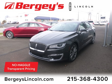 New And Used Lincoln Dealership In Lansdale Bergey S Lincoln
