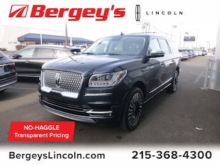 2021 Lincoln Navigator Black Label L SUV