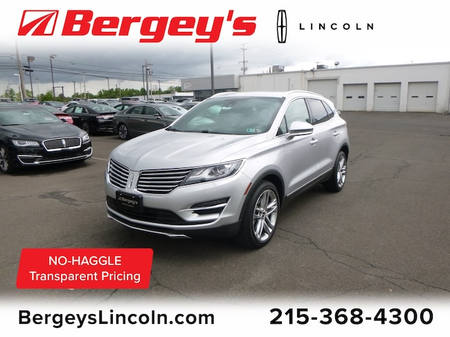 Used 2016 Lincoln MKC 2.0T AWD Reserve w/ Climate Pkg SUV Philadelphia
