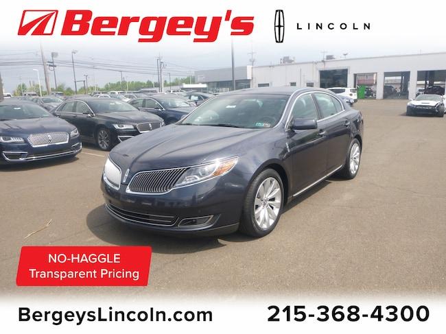 Used 2014 Lincoln MKS For Sale at Bergey's Lincoln | VIN: 1LNHL9EK7EG605281