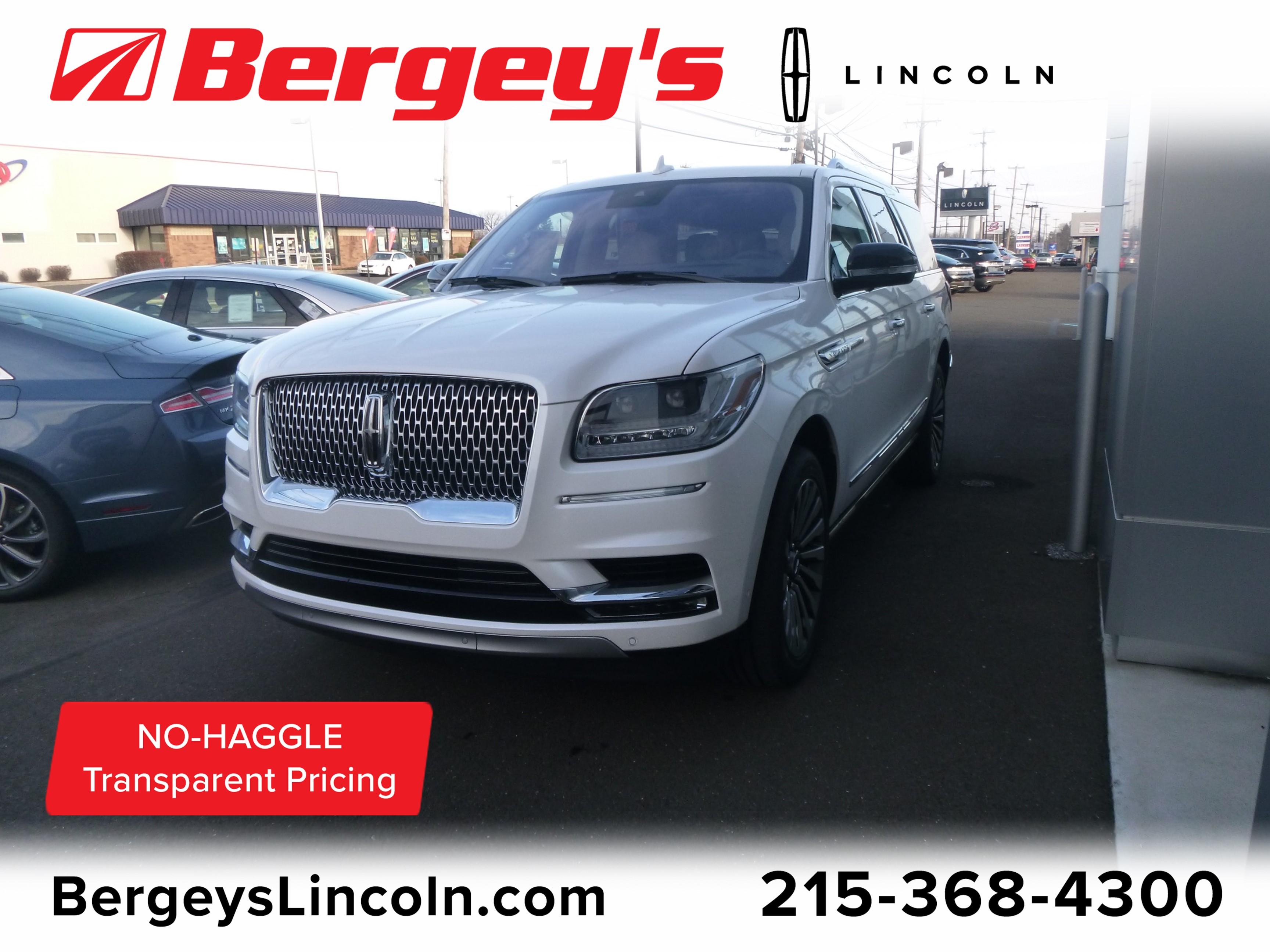 2019 Lincoln Navigator L 3.5T 4WD Reserve w/ Revel Ultima & 30-Way Seat Truck