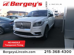 2019 Lincoln Navigator L 3.5T 4WD RESERVE w/ PERFECT POSITION SEAT Truck