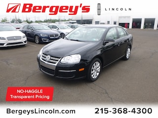 2010 Volkswagen Jetta 2.5L FWD Limited w/ Heated Seats Sedan