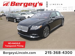 Used 2018 Lincoln Black Label Continental 3.0T AWD Black Label w/ Rear Seat & Technology Pkg Sedan 1LN6L9BC8J5602240 XX4839 for sale in Philadelphia