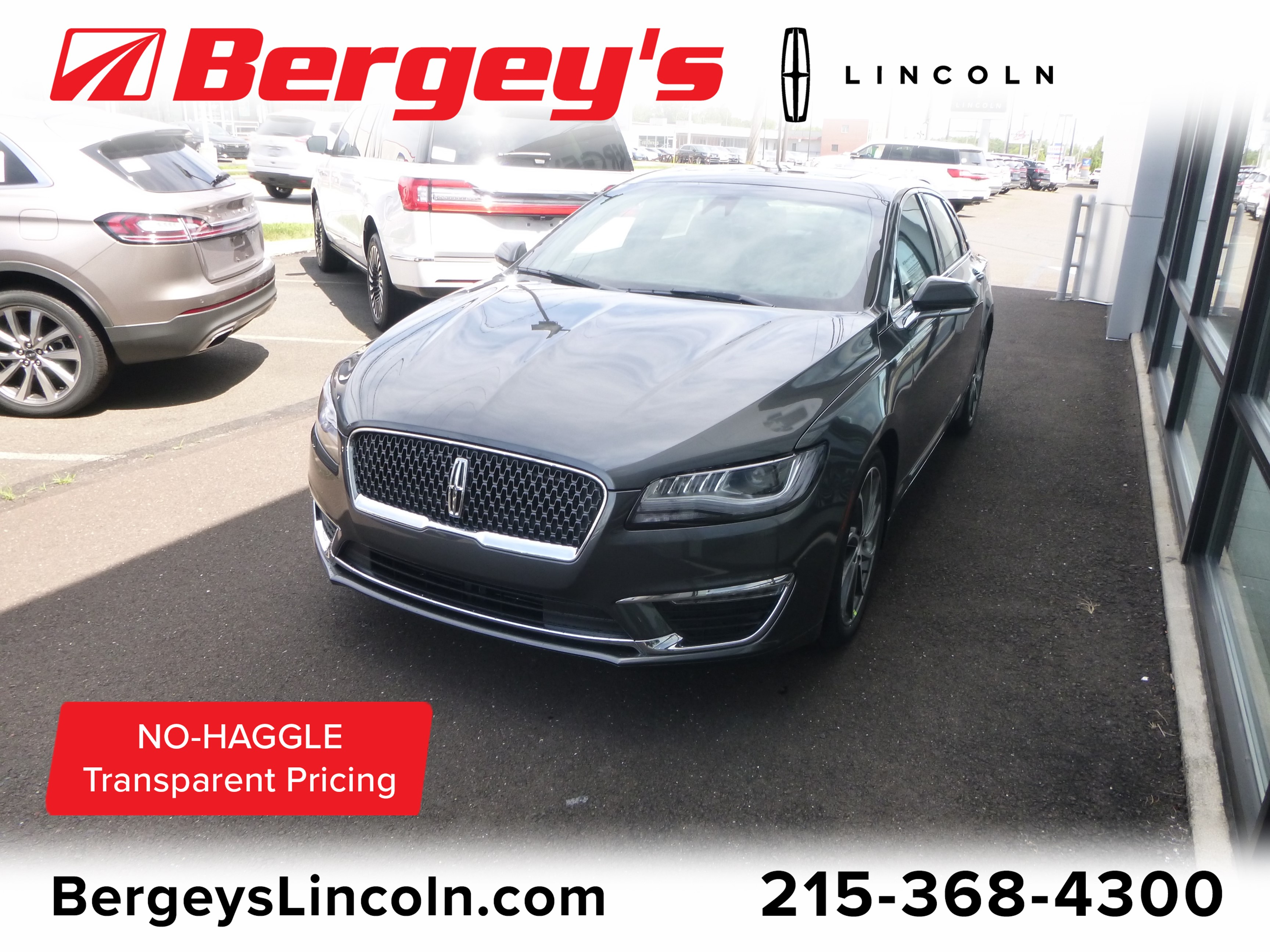 2019 Lincoln MKZ For Sale in Souderton PA | Bergey's Auto