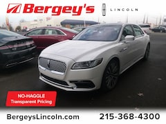 2019 Lincoln Continental 2.7T AWD RESERVE w/ 30-WAY PERFECT POSITION SEAT Sedan
