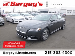 2017 Lincoln Continental 2.7T AWD Reserve w/ Climate Pkg & Twin Panel Moonr Sedan for sale in Philadelphia
