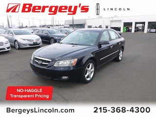 2008 Hyundai Sonata 3.3L FWD Limited w/ Sunroof & Infinity Audio Sedan