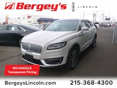 2019 Lincoln Nautilus 2.0T AWD Reserve w/ Panoramic Roof & Navigation Station Wagon