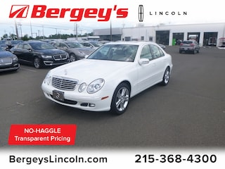 2006 Mercedes-Benz E-Class 3.5L RWD w/ Moonroof & Navigation Sedan