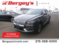 2019 Lincoln Nautilus 2.7T AWD RESERVE w/ PANORAMIC VISTA ROOF & NAV Station Wagon