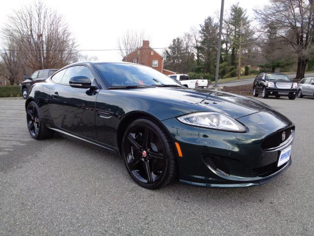 2015 Jaguar XKR Coupe