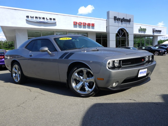 2014 Dodge Challenger R/T R/T  Coupe