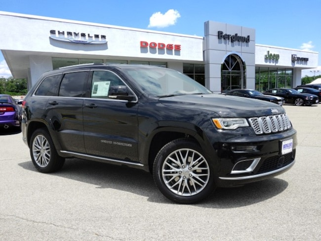 2018 Jeep Grand Cherokee SUMMIT 4X4 Sport Utility