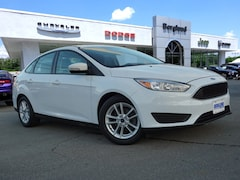 2016 Ford Focus SE SE  Sedan