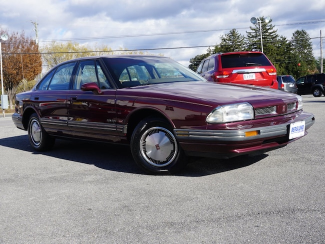1992 Oldsmobile Eighty-Eight Royale Base Sedan