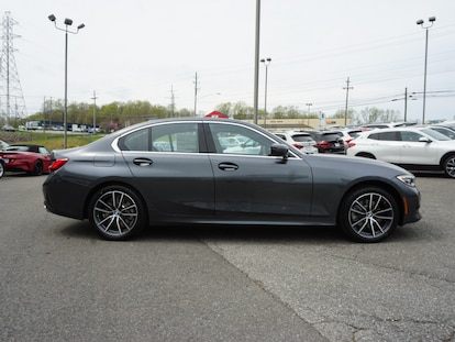 New 2019 BMW 3 Series For Sale at Berglund Lincoln | VIN