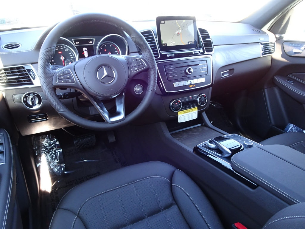 New 2018 Mercedes-Benz GLS For Sale at Berglund Lincoln