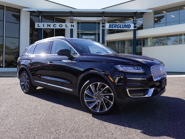 2019 Lincoln Nautilus Reserve All-Wheel Drive AWD Reserve  SUV
