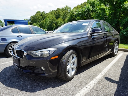 Used 2015 BMW 3 Series For Sale at Berglund Automotive Group | VIN