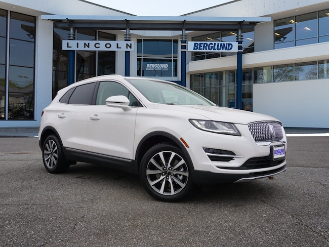 2019 Lincoln MKC Reserve All-Wheel Drive AWD Reserve  SUV