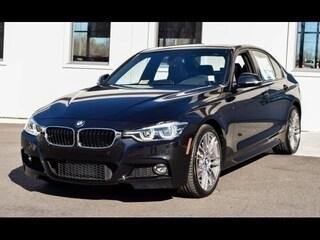 2017 BMW 3 Series 340i M Sport Line 340i  Sedan