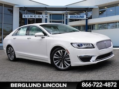 2020 Lincoln MKZ Reserve AWD Reserve  Sedan