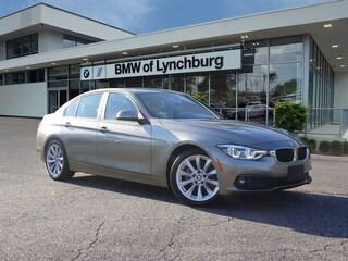 2018 BMW 3 Series 320i 320i  Sedan