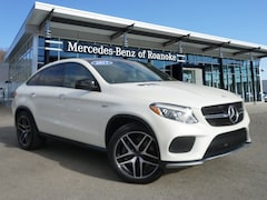 2017 Mercedes-Benz GLE AMG GLE43 Coupe All-Wheel Drive 4MA AWD AMG GLE 43 Coupe 4MATIC  SUV