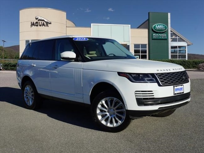 2018 Land Rover Range Rover 3.0L V6 Supercharged HSE SUV