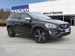 Used 2017 Volvo XC60 YV449MRS1H2035226 For Sale in Lynchburg, VA