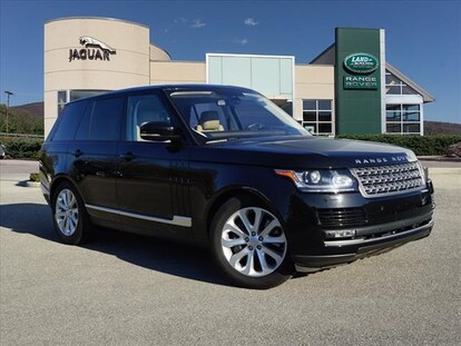 Used 2016 Land Rover Range Rover For Sale at Berglund Luxury