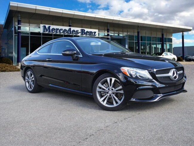 Used 2017 Mercedes-Benz C-Class C 300 Coupe in Roanoke