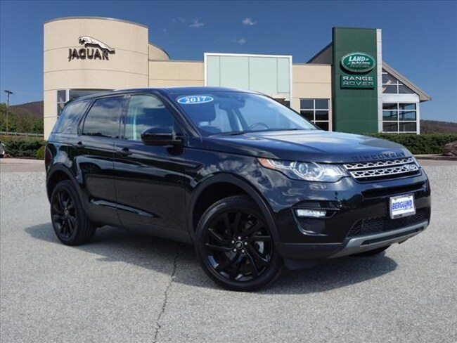 2017 Land Rover Discovery Sport HSE Luxury SUV