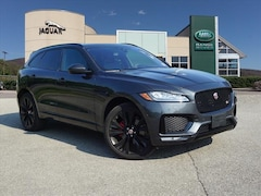 Used 2018 Jaguar F-PACE SADCM2FV1JA323456 For Sale in Lynchburg, VA