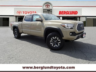 New 2019 Toyota Tacoma TRD Off-Road 4x4 TRD Off-Road  Double Cab 6.1 ft LB