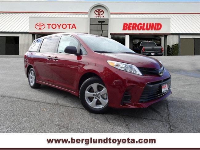 2019 Toyota Sienna L Minivan/Van