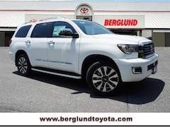 2019 Toyota Sequoia Limited 4x4 Limited  SUV