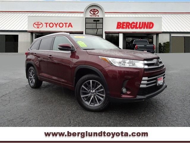 Used 2018 Toyota Highlander For Sale | Lynchburg VA