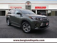 2019 Toyota Highlander Limited AWD Limited  SUV