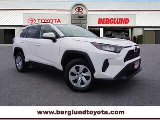 New 2019 Toyota RAV4 LE AWD LE  SUV