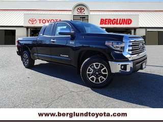 New 2019 Toyota Tundra Limited 4x4 Limited  Double Cab Pickup SB (5.7L V8)