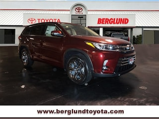 New 2019 Toyota Highlander Limited AWD Limited Platinum  SUV