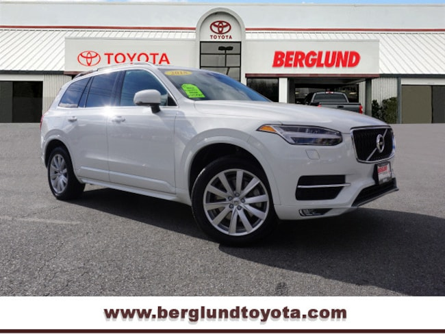 Used 2018 Volvo XC90 T6 Momentum AWD T6 Momentum  SUV For Sale in Lynchburg
