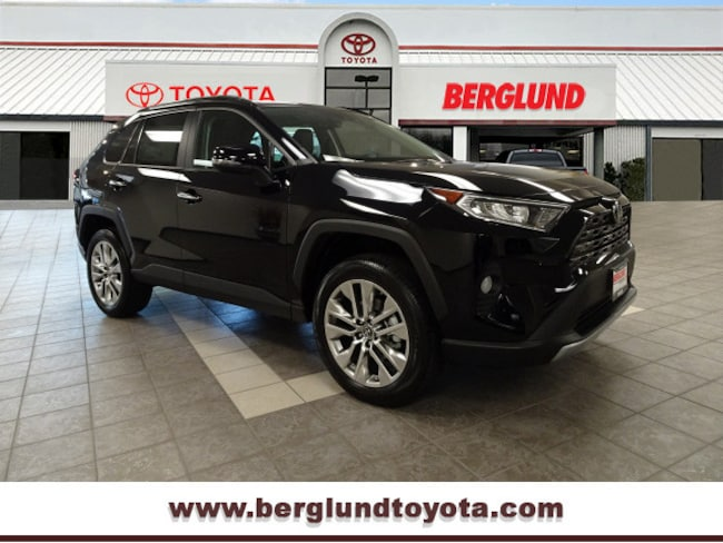 2019 Toyota RAV4 Limited AWD Limited  SUV